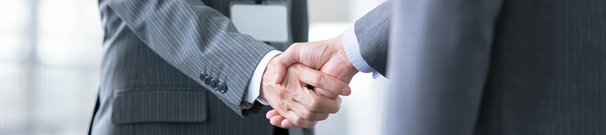企業経営者のみなさまとともにアクサ生命は歩んでいきます。